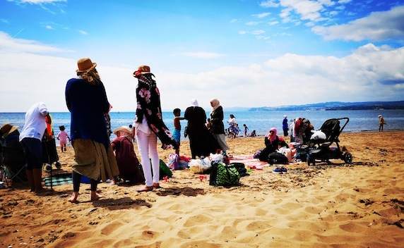 Exmouth Beach Trip - July 2019
