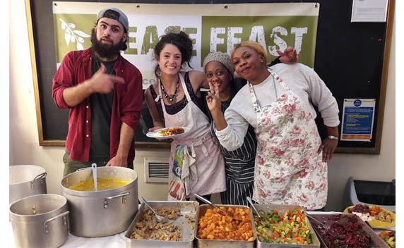 Easton Peace Feast - May 2019